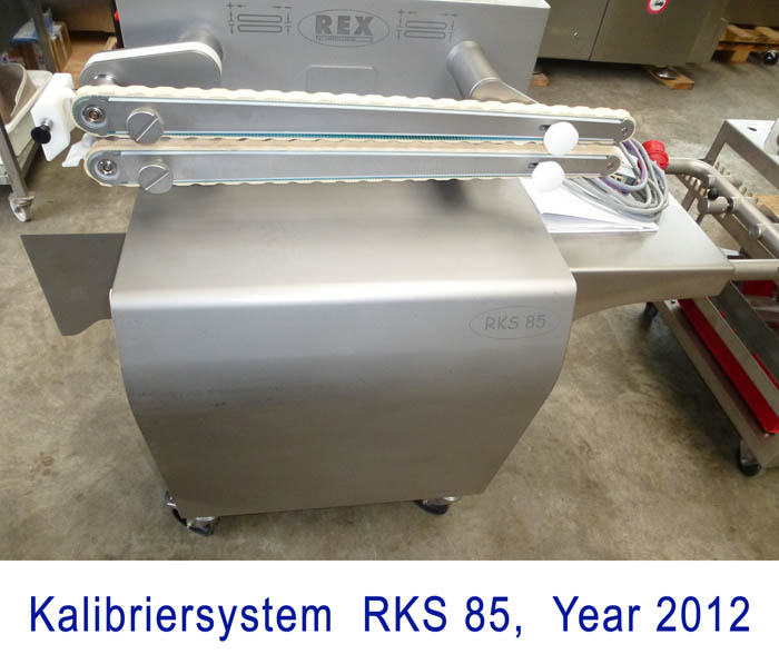 REX RKS 85, Calibration unit from Year 2012