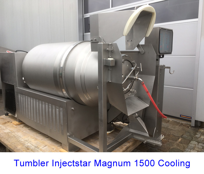 Tumbler Injectstar Magnum 1500 Cooling