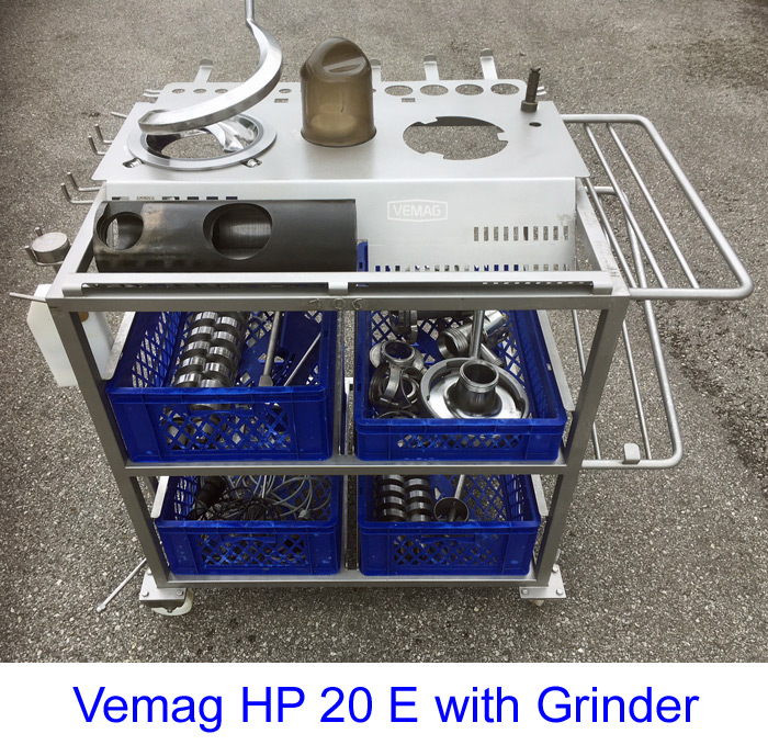 Vemag HP 20 E with Grinder