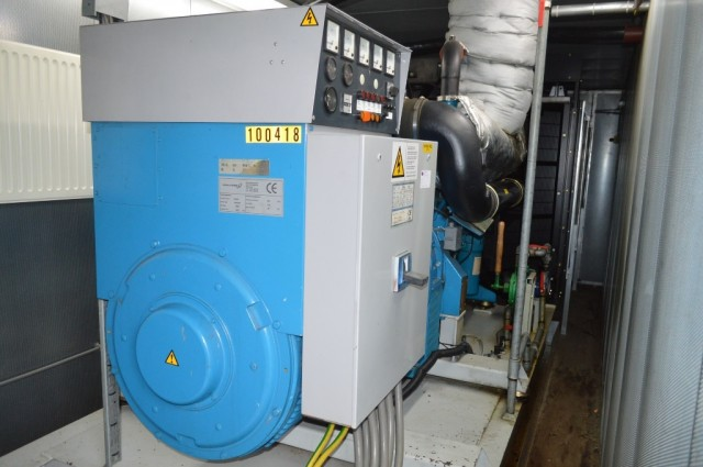 Emergency Generator 640 KVA Perkins 2800 Series with 750 Working Hours ONLY
