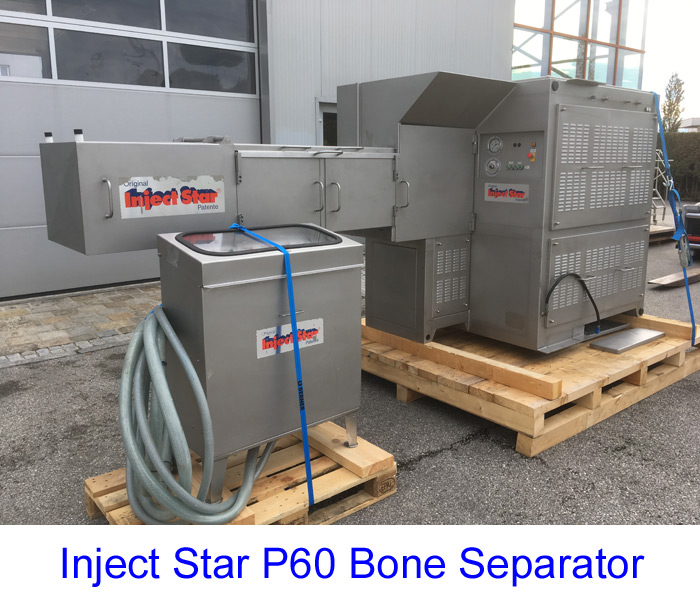 Inject Star P60 Bone Separator