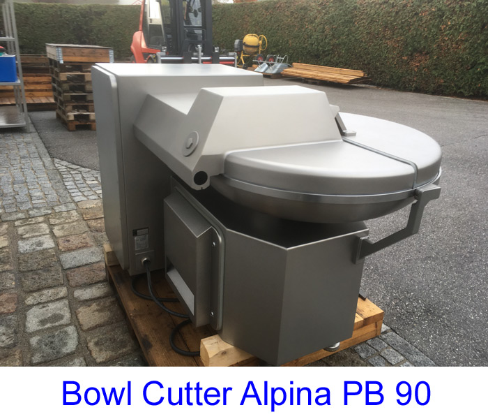 Bowl Cutter Alpina PB 90