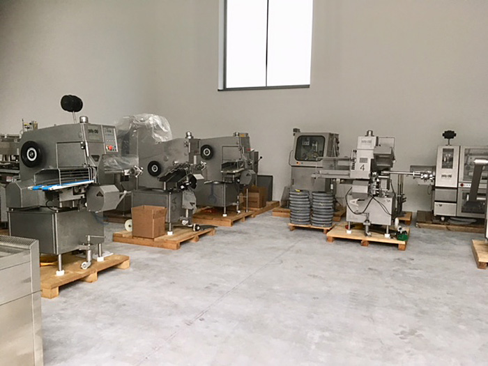 Used Poly Clip Machines in excellent order